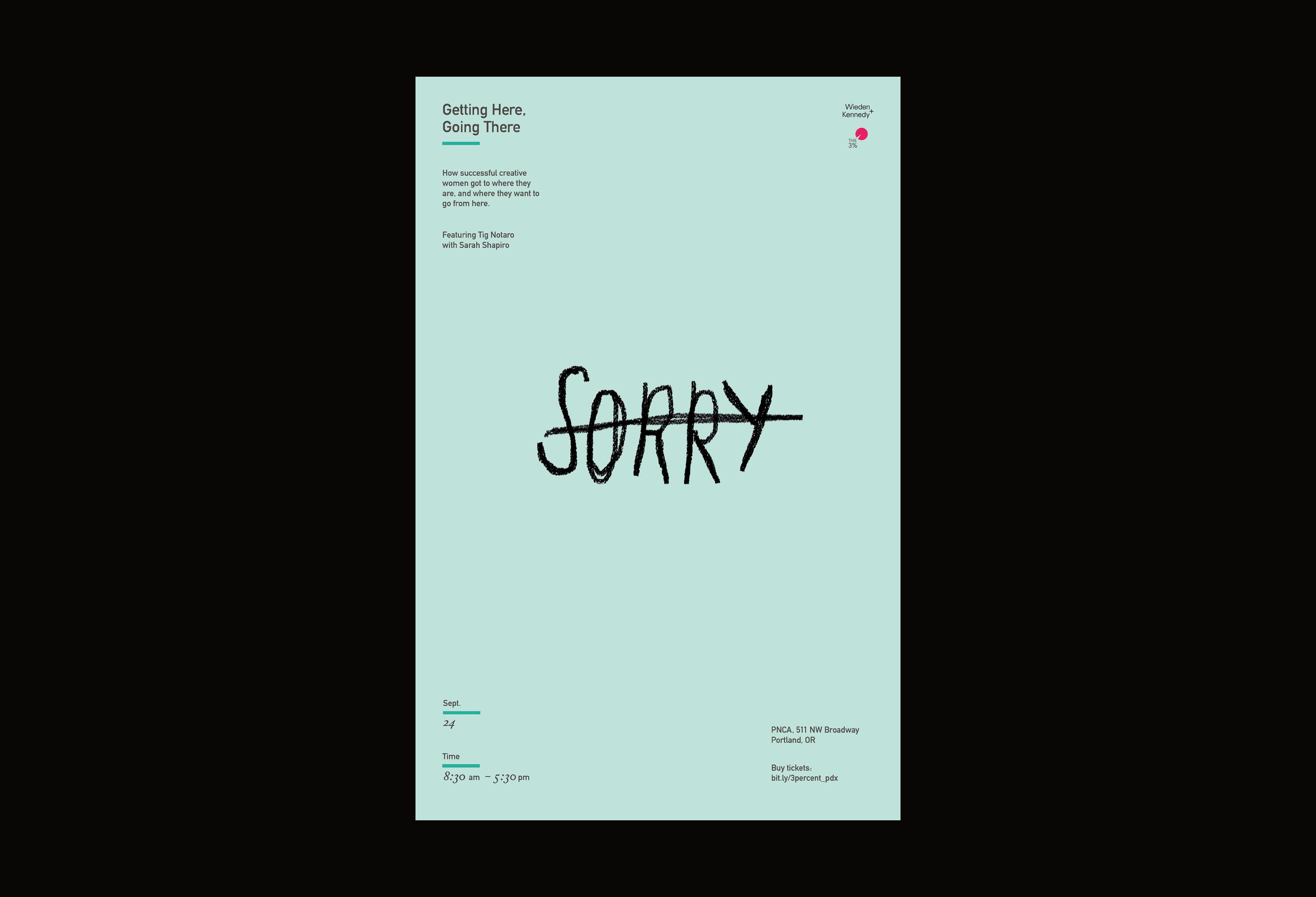 Poster_3Percent